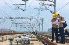 广清城际铁路开始静态验收