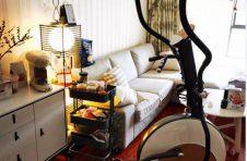 莫比家用椭圆机,在家健身塑形的不二选择